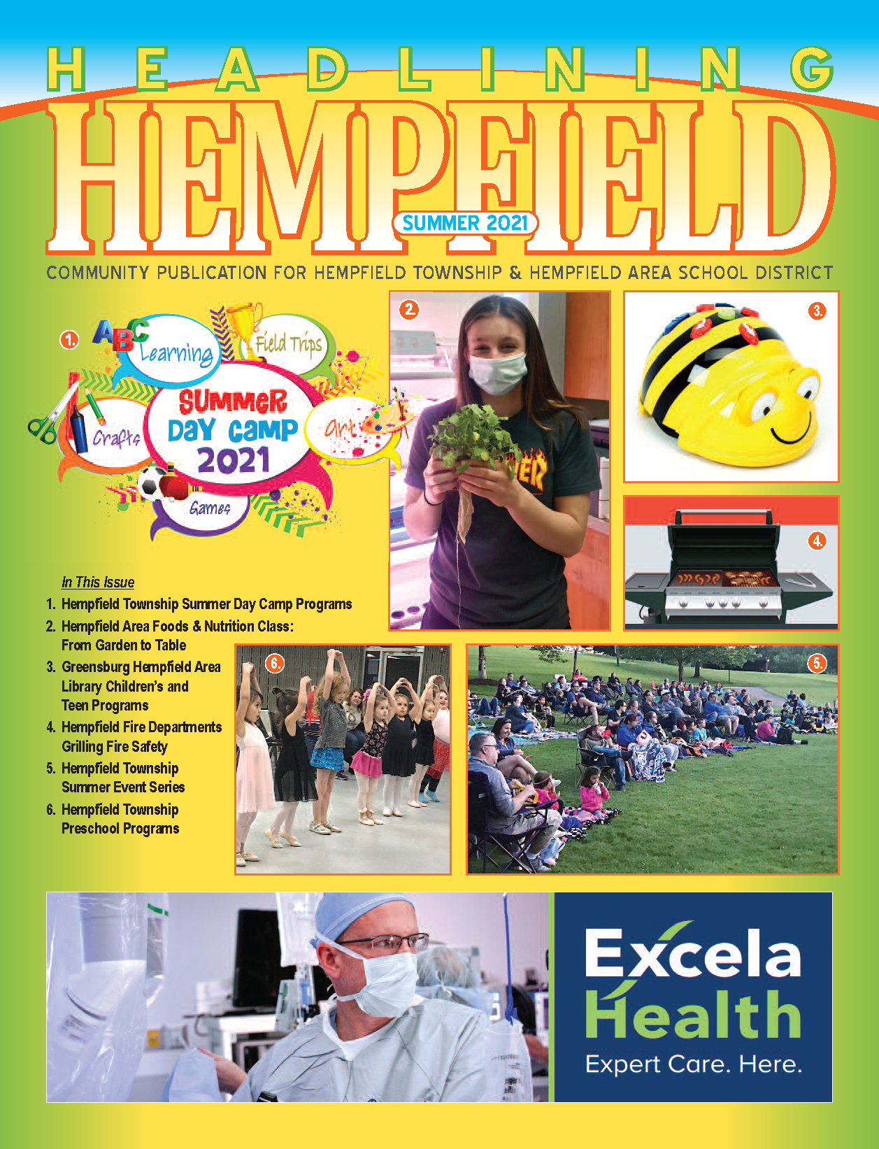 Headlining Hempfield_Summer 2021